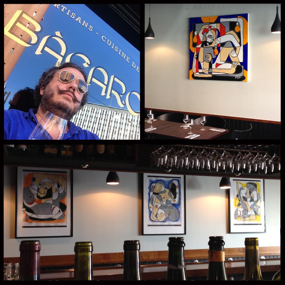 exposition Bàcaro