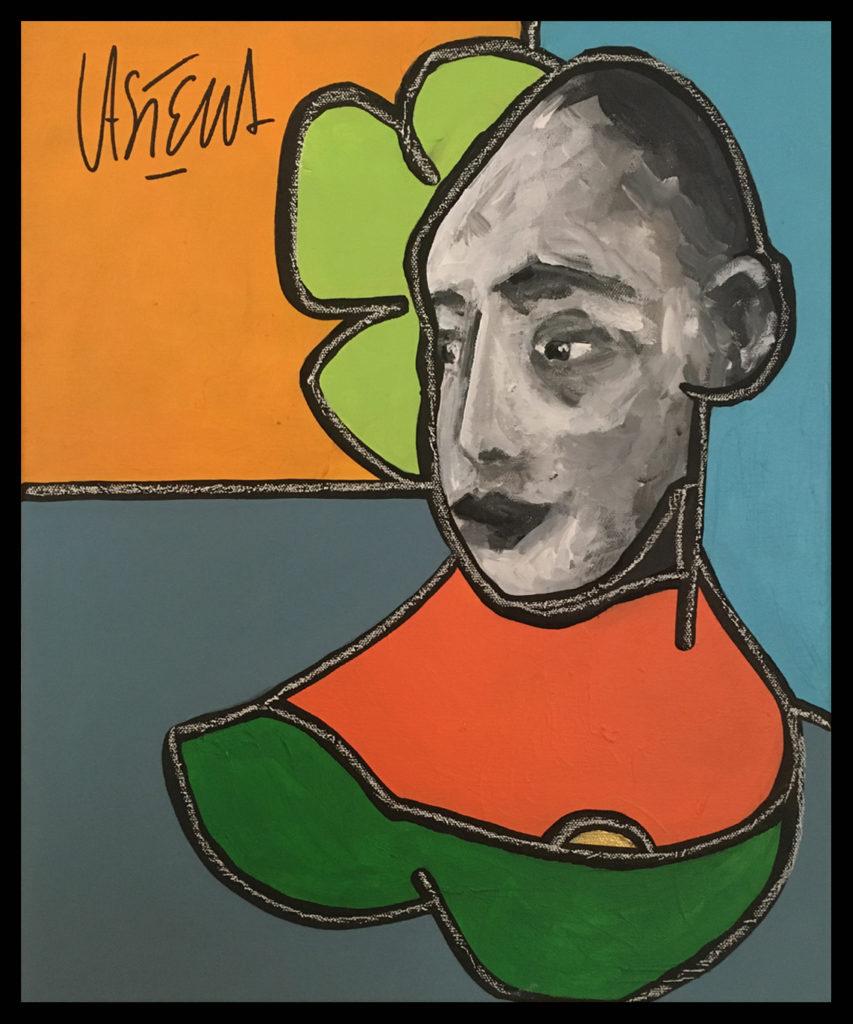 castella-Belle Gauguin 2- 46x38