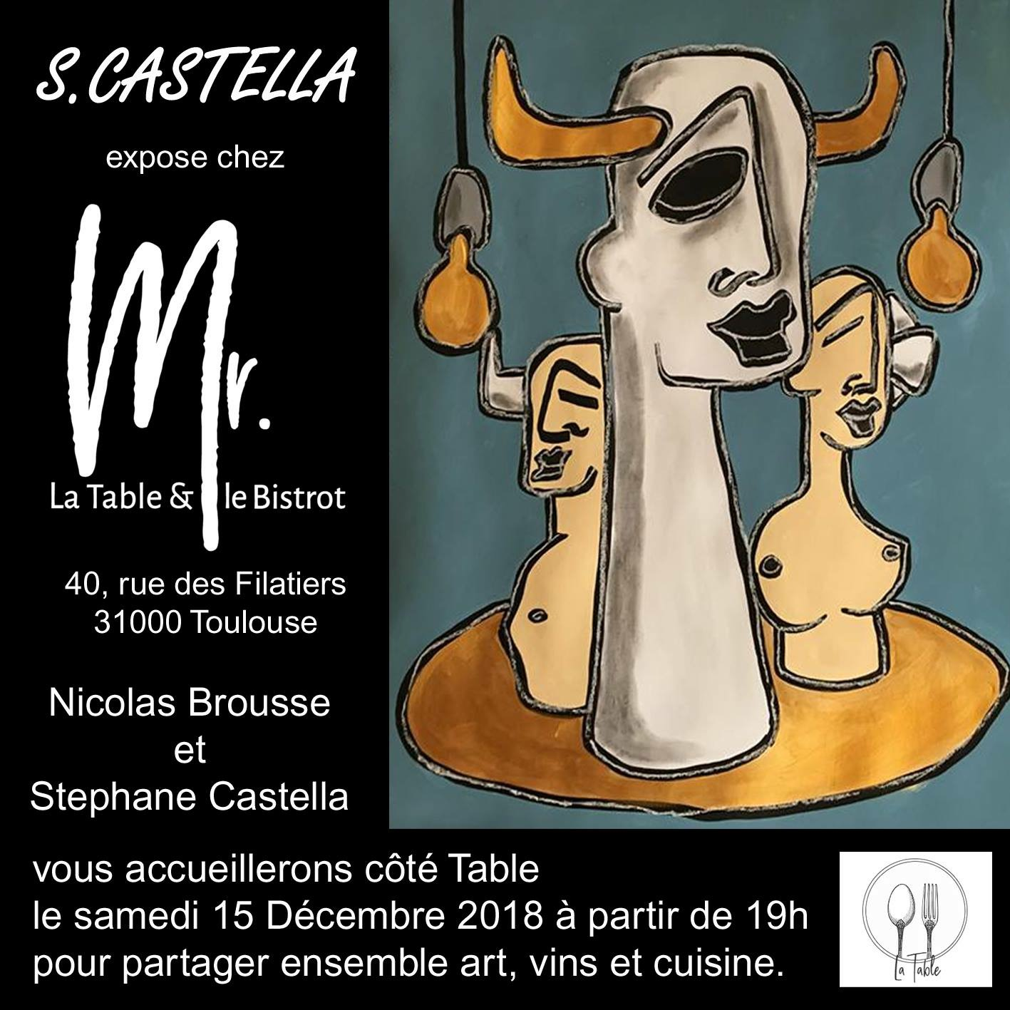 castella exposition monsieur