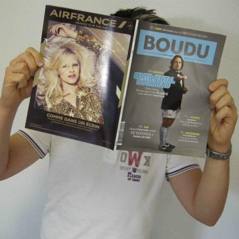 Magazine Boudu