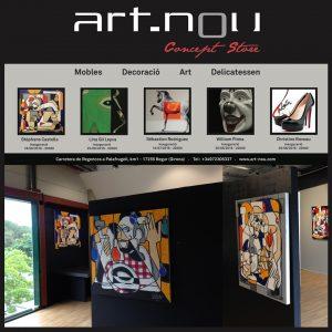 Exposition Art-Nou - Castella