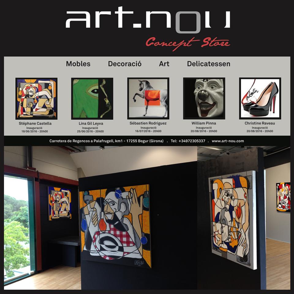 Exposition Art-Nou