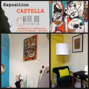 Exposition Matière Grise (Tata Roberta) - Castella